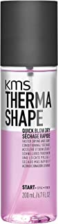 kms california freeshape quick blow dry 200ml