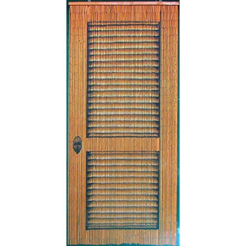 Incroyable Louver Door Beaded Curtain 125 Strands (+hanging Hardware)