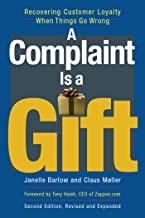 Best a complaint is a gift Reviews