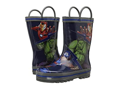 Favorite Characters Avengerstm Rain Boot (Toddler/Little Kid) (Multi) Kids Shoes