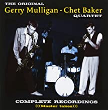 Complete Recordings (With Chet Baker)