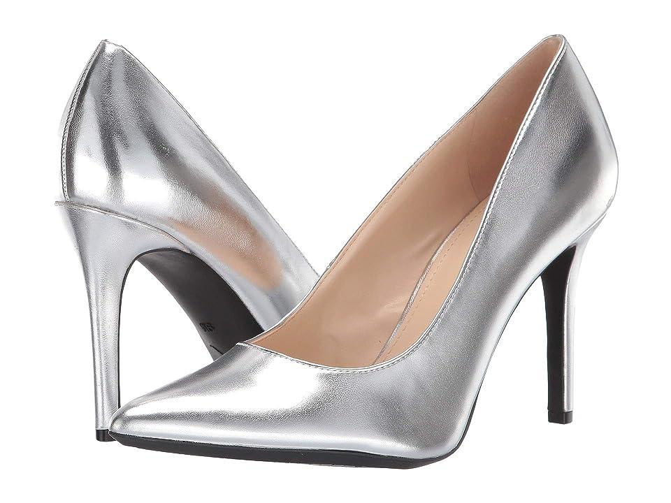 Nine West Fill (Silver) High Heels