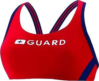Speedo Women's Guard Sport Bra Swimsuit Top