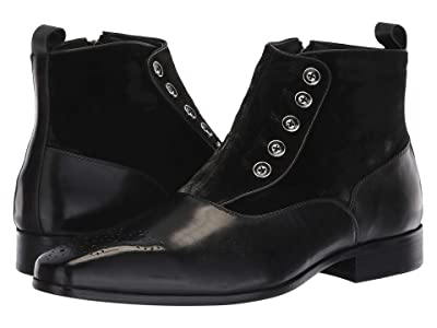Carrucci Jack Spat (Black) Men