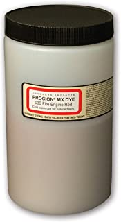 Procion Mx Dye Fire Engine Red 1 Lb