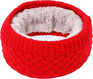 Fashion Ladies Solid Color Knit Beanie Hat Scarf Sets Winter Woman's Soft Cap Scarves Women Pompom