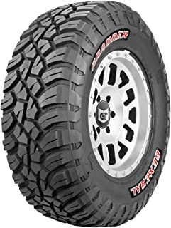 General GRABBER X3 All-Terrain Radial Tire - 33X12.50R15LT 108Q 108Q