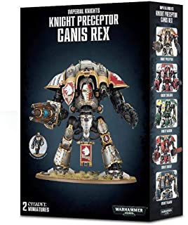 Best imperial knight canis rex Reviews