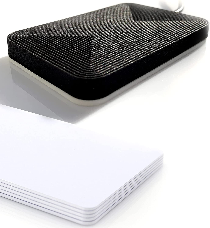 DL533N CS IP54 - NFC RFID Reader/Writer LibNFC 13,56MHz + 5 ISO14443A Cards/Key fobs