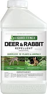 Liquid Fence 110 1 Quart Concentrate Deer Rabbit Repellent