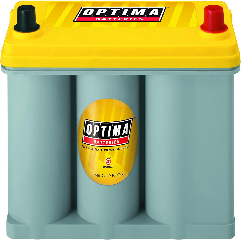 Optima Batteries OPT8073-167 D51R YellowTop Dual Purpose Battery