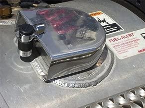 Kenworth/Mack Semi Truck Lock-On Guard Locking Fuel Cap Anti Theft Device