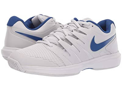 Nike Air Zoom Prestige (Vast Grey/Indigo Force/Indigo Force) Men