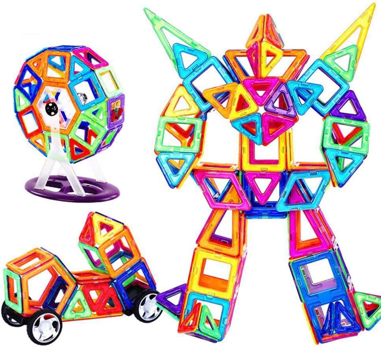 DYMAS Magnetische Bausteine Puzzle Umwelt-Schutz magnetische Tabletten frühe Bildung Kinderspielzeug