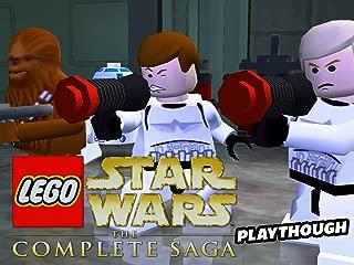Lego Star Wars The Complete Saga Playthrough