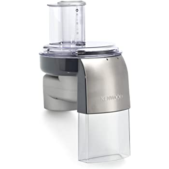Kenwood Chef / XL AT340 Continuous Slicer / Grater Attachment - Grey
