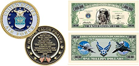 Best air force challenge coins history Reviews