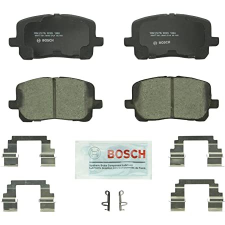 Bosch BE334 Blue Disc Brake Pad Set