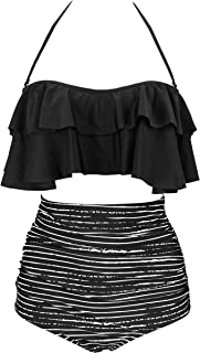 Best black and white striped suit womens Reviews