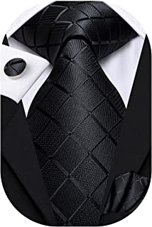 کت و شلوار کراوات مردانه مشکی و کراوات جعبه کادوئی مشکی و کراوات مردانه