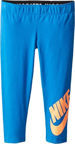 Sportswear Legacy Leggings (Little Kids)