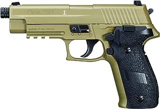 Sig Sauer AIR-226F-177-12G-16-FDE P226 Pistol 177 Caliber 12G Co2 16 Round Flat Dark Earth