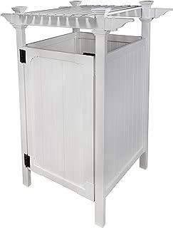 hampton outdoor vinyl shower kit