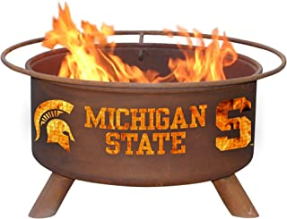 Patina Products F403 Michigan State Fire Pit