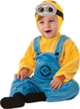 RUBIE'S COSTUME CO Despicable Me 2 Dave Minion Costume for Infants, 12-24 Months, with Included Accessories