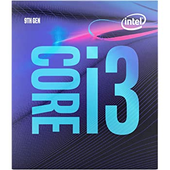 Intel Core i3-9100 Desktop Processor 4 Cores up to 4.2 GHz LGA1151 300 Series 65W