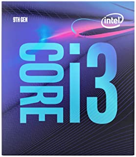 INTEL CPU i3-9100 / 4コア / 6MB キャッシュ / FCLGA1151 / BX80684I39100 【BOX】【日本正規流通商品】