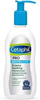 Cetaphil Pro Eczema Soothing Moisturizer, 10 Ounce, 3 Count