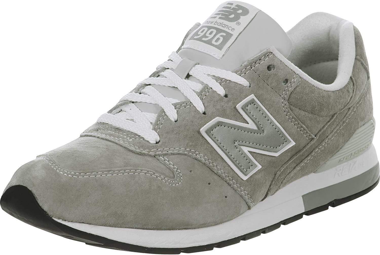 nyA balansER - skor - Män Män Män - 996 Medium grå mocka skor för män - US 7.5  allt i hög kvalitet och lågt pris