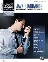 کامل آواز - استانداردهای جاز صدای مرد: موسیقی متن پیانو / آواز با آهنگ های پشتیبان تنظیم شده ، کتاب و 2 CD پیشرفته