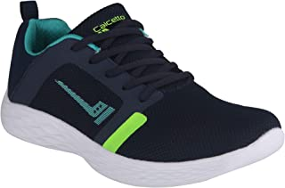 calcetto STRIKERC Series NAVYLIME Sport Shoes for Men