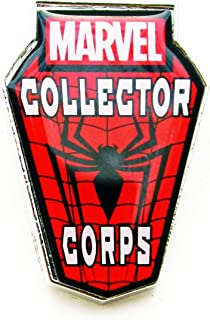 Marvel Collector Corps Limited Edition Spider-Man Metal Pin