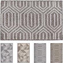 "Indoor/Outdoor Large Doormats 36""x24"" Washable Front Back Door Mat Low-Profile Non Slip Heavy Duty for Home Entrance Absor..."