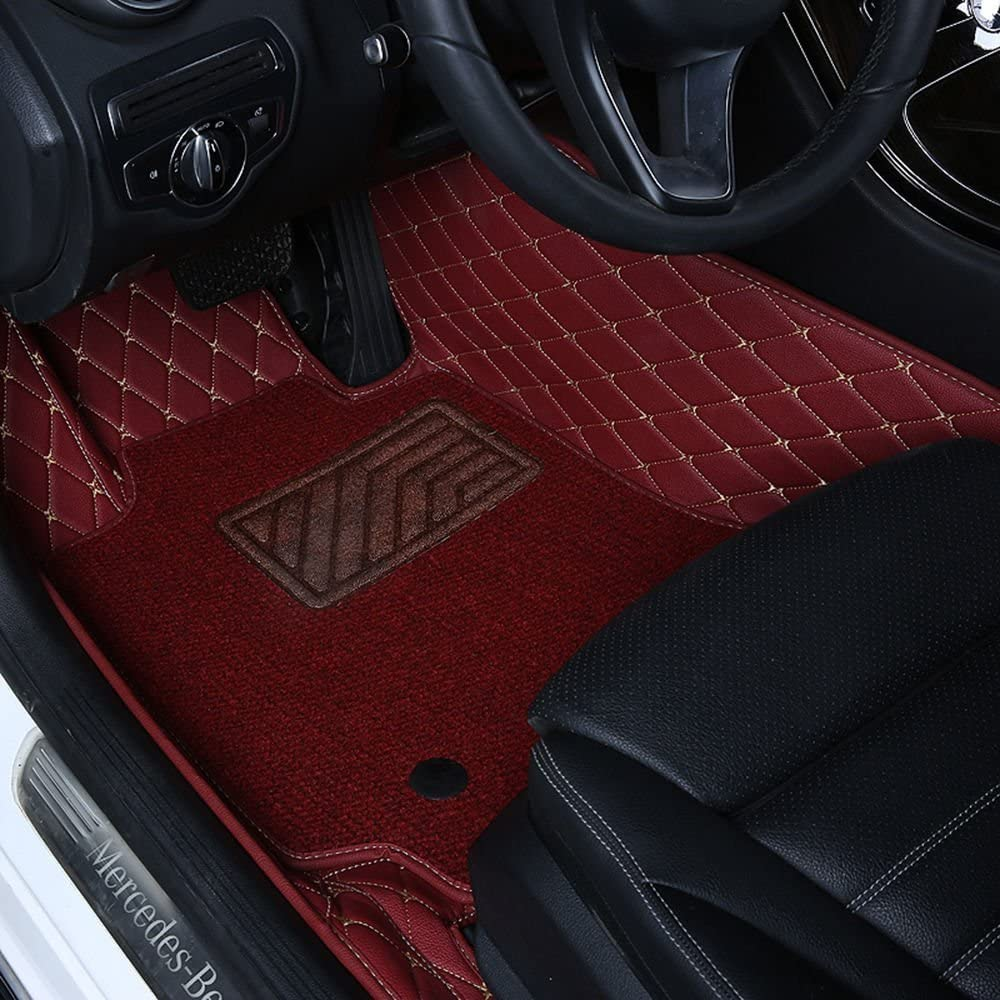Worth-Mats Custom Fit Double Layer Full Mat 日本 Coverage for 売り込み Floor B
