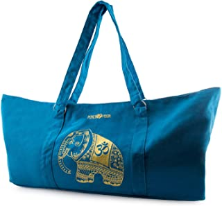 Large Yoga Mat Gym Exercise Carrier Tote Bag