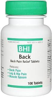 Heel - Back 300 mg 100 tabs
