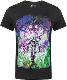 Zelda Majora's Mask Fierce Deity Link Men's T-Shirt