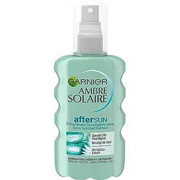 Garnier Ambre Solaire After Sun Spray/Beruhigendes Feuchtigkeits-Spray, 1er Pack (1 x 200 ml)