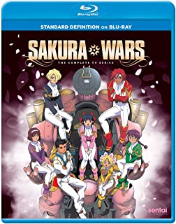 Sakura Wars [Blu-ray]