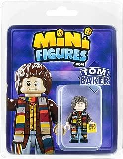 Custom Design Minifigure - Tom Baker Doctor Who