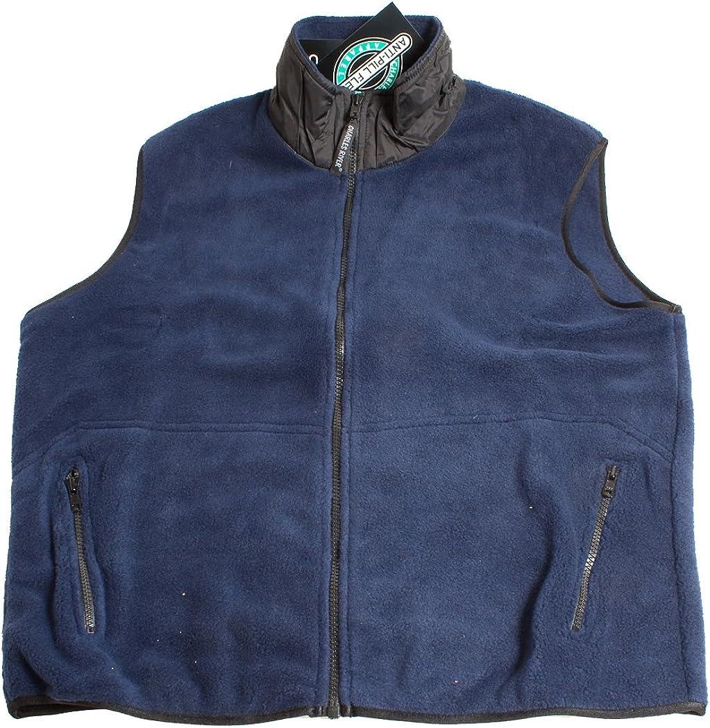 Fleece Vest by Charles River, Medium Style NO 9929 Navy, New