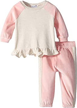 Velour Trim Set (Infant)