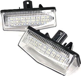 CLAIR 30系 プリウス 車検対応 LED ナンバー灯 ユニット PRIUS 20系 30系 NHW20 ZVW30 LED プリウスα プリウスアルファ ZVW4