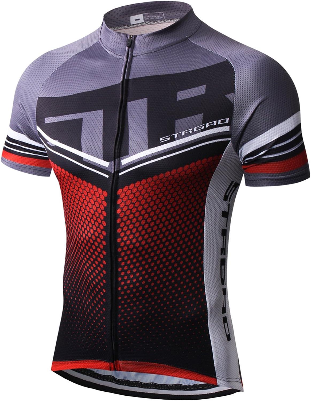 MR Strgao Men's Cycling New Shipping Free Shipping Jersey Bike Shirt Short Sleeve 40% OFF Cheap Sale
