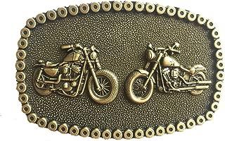 New Original Heavy Metal Motorcycle Chain Biker Rider Belt Buckle