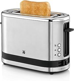 WMF KITCHENminis Grille Pain 1 Fente Design Extra Compact Pour toutes les Cuisines 7 niveaux de Brunissage Réchauffe Vienn...